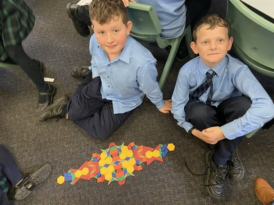 4TC Learning About Symmetry 9