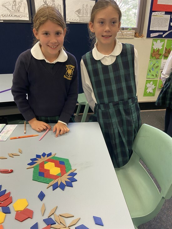 4TC Learning About Symmetry