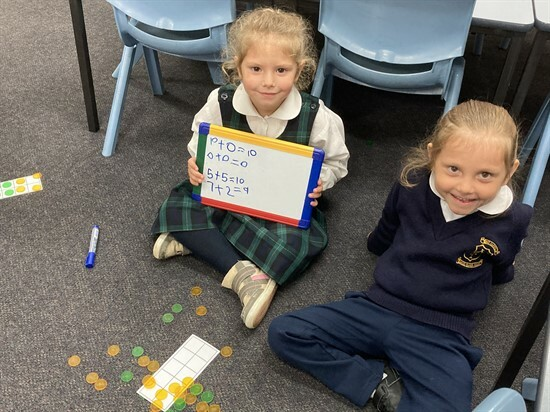 KNB Learning About Addition 4