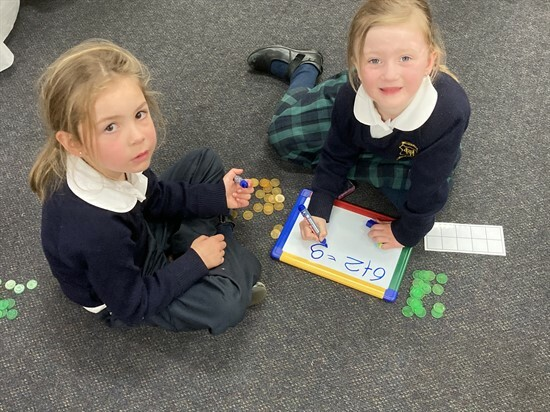 KNB Learning About Addition 9